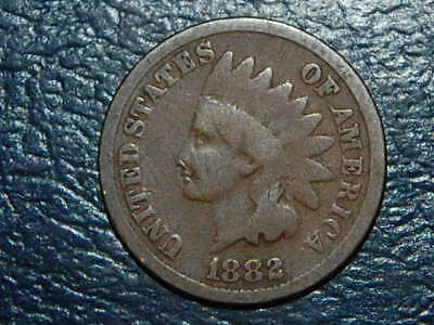 1882 Indian Cent (2125)