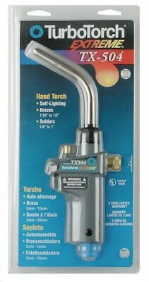 Victor TX504 Torch Swirl, MAP-Pro/LP Gas, Self Lighting
