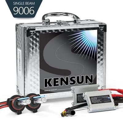 HID Xenon Headlight Conversion Kit by Kensun with 9006 6000K Bulbs - NEW IN BOX