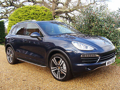 2014 Porsche Cayenne 4.2 S V8 Diesel Auto Tiptronic Awd - One Owner From New!