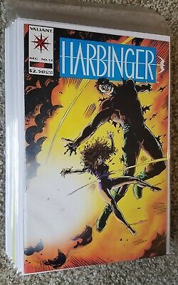 Harbinger, Warriors Of Plasm #1 - 1993 - Valiant/Defiant Comics Lot!