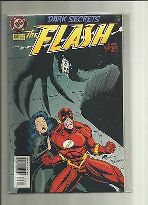 THE FLASH #103 . DC Comics.