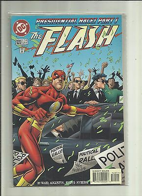 THE FLASH #120 . DC Comics.