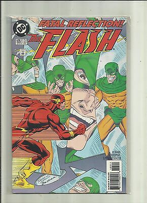 THE FLASH #105 . DC Comics.