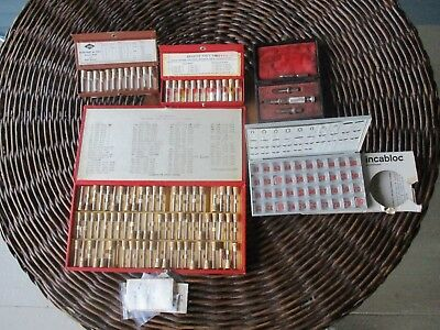 Lot of Vintage New Old Stock Watch Repair Parts and Tools