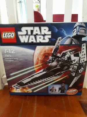 *NEW* Lego 7915 Star Wars Imperial V-wing Starfighter MISB Set x 1
