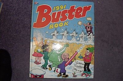 The Buster Book 1991