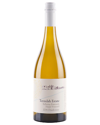 Terindah Estate Single Vineyard Chardonnay 2016 case of 12 Dry White Wine 750mL