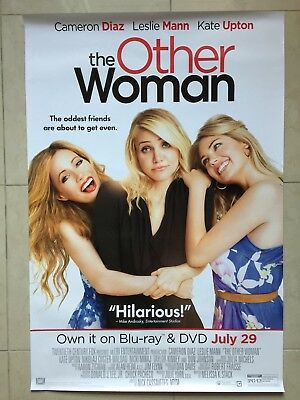 The Other Woman (2014) 27 x 40 Movie Poster