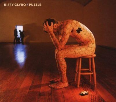 Biffy Clyro - Puzzle (Limited Edition CD + DVD) - Biffy Clyro CD COVG The Fast