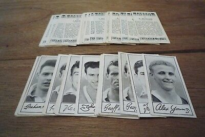 Barratt Famous Footballers Cards Series A4 1956 - Pick Choose The Cards You Need
