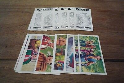 Barratt Robin Hood Cards From 1961 - VGC! - Pick & Choose The Cards You Need