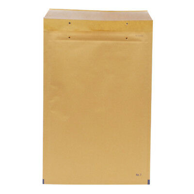 Go Secure Size 7 230x340mm Brown Bubble Lined Envelopes (Pack of 50) ML10054