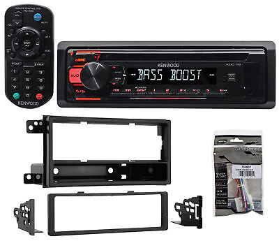 Kenwood CD Player Receiver Stereo MP3/Aux+Remote For 2008-2011Subaru Impreza