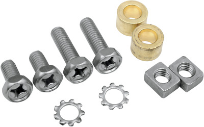 Yuasa 6x12mm Battery Bolts//Nuts Rectangular 479100 Sold by pairs of 2