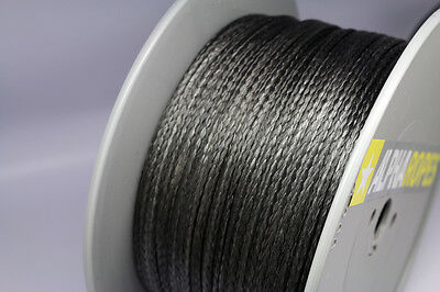 5mm Dyneema 20 meters Rope SK78 Alpha Ropes DCORE 78 Sailing Dinghy