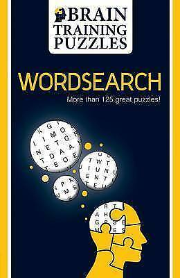Wordsearch by Puzzle People (Paperback)