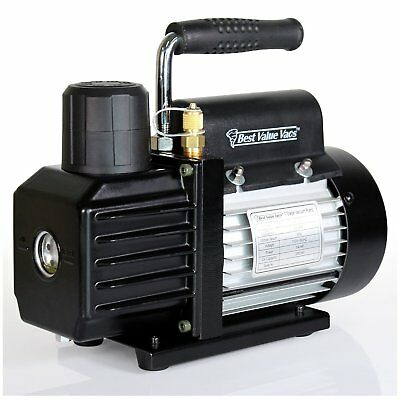 BVV VE115 3CFM Single Stage Vacuum Pump