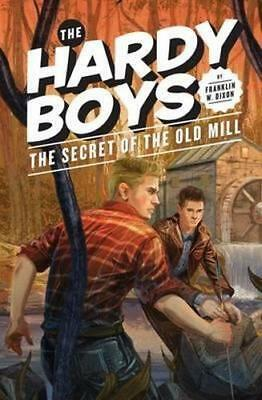 NEW The Secret of the Old Mill By Franklin W. Dixon Hardcover Free Shipping