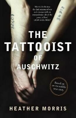NEW The Tattooist of Auschwitz By Heather Morris Paperback Free Shipping