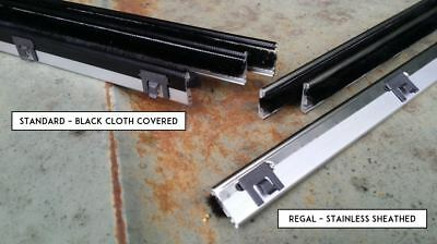 VE, VF, VG Valiant Sedan Weatherstrips, Australian-made quality. Regal model
