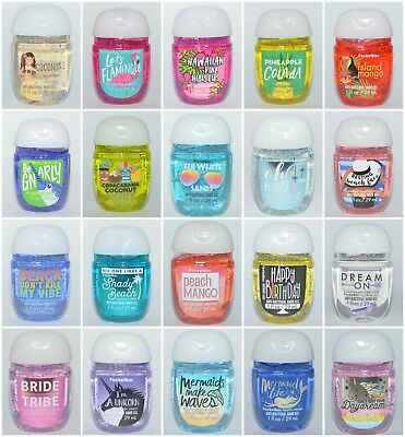 Bath and Body Works POCKETBACS Hand Sanitiser free P&P