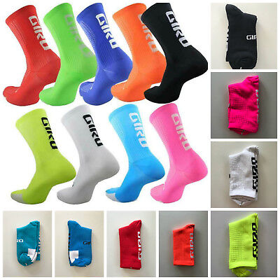 Giro HRC Team Cycling Socks Mountain Bike Riding Compression Socks