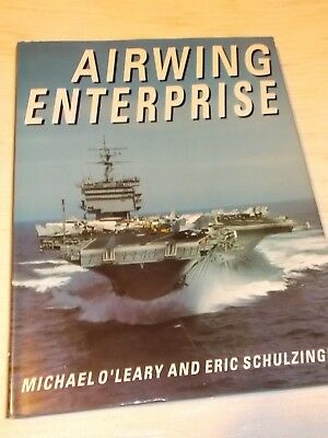 Airwing Enterprise by Michael O'Leary , Top Bildband , Englischer Text