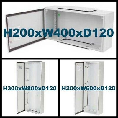 Universal Wall Mounted Electrical Enclosure Terminal Box Adaptable Waterproof