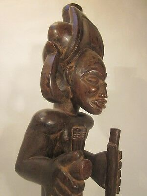 Chokwe Chibinda Ilunga, Mid-20th Century, beutifully carved, great condition