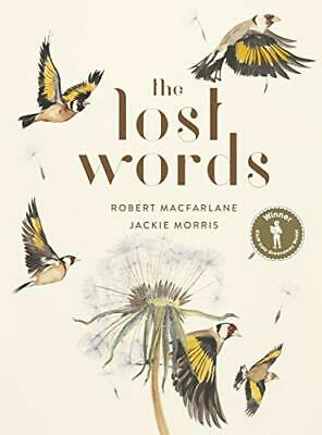 The Lost Words by Macfarlane, Robert Book The Cheap Fast Free Post