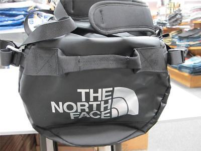New  North Face Base Camp Duffel Bag Astcjk3 Black Small