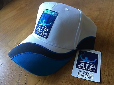 Atp World Tour Finals Cap (New With Tag)