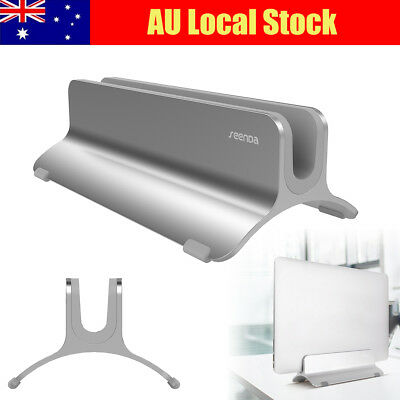 Vertical Laptop Stand Desktop Bracket Holder Base For MacBook Apple Notebooks PC