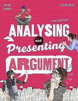 Oxford Analysing and Presenting Arguments Student Textbook Digital PDF