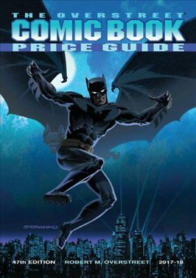 Overstreet Comic Book Price Guide Volume 47 by Robert M. Overstreet...