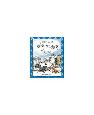 Colour with Hairy Maclary (Hairy Maclary and Friends) by Dodd, Lynley Paperback