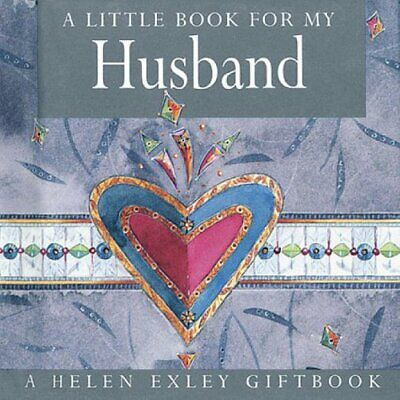 A Little Book for My Husband (Minute Mini) by Exley, Helen Paperback Book The