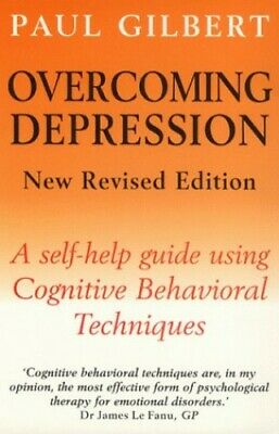 Overcoming Depression : a Self-help Guide Usi... by Gilbert, Prof Paul Paperback