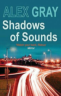 Shadows of Sounds by Gray, Alex Paperback Book The Cheap Fast Free Post