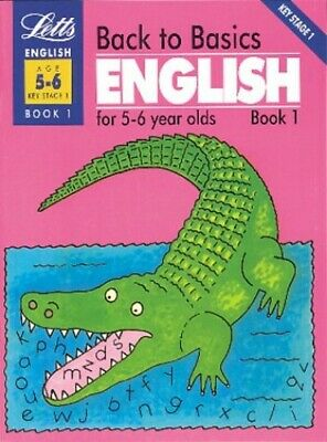 Back to Basics English (5-6) Book 1: English for 5-... by Lane, Sheila Paperback
