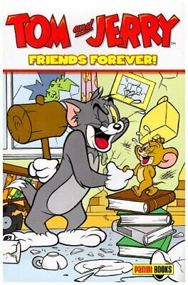 Tom and Jerry: Friends Forever (Tom & Jerry) by VARIOUS Paperback Book The Cheap