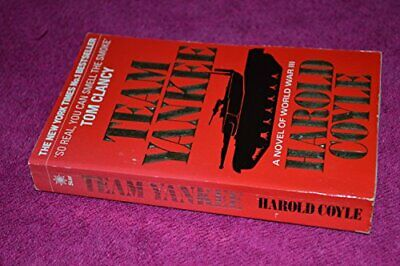 Team Yankee by Coyle, Harold Paperback Book The Cheap Fast Free Post