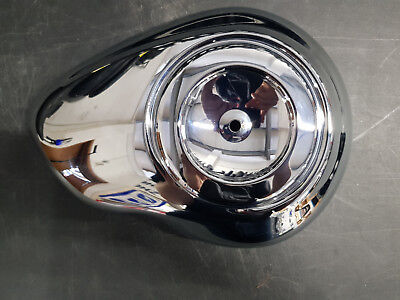 Harley Davidson Chrome Air Cleaner Cover (Nos) 28725-10