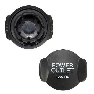 NEU 12V Socket Lighter Cigarette Outlet Cover Cap For Ford Focus Fiesta Mondeo~