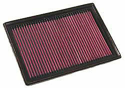 K&N Air Filter Element 33-2293 (Performance Replacement Panel Air Filter)