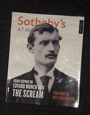 Sotheby's At Auction Magazine - Edvard Munch & the Scream, 26 Apr-17 May 2012