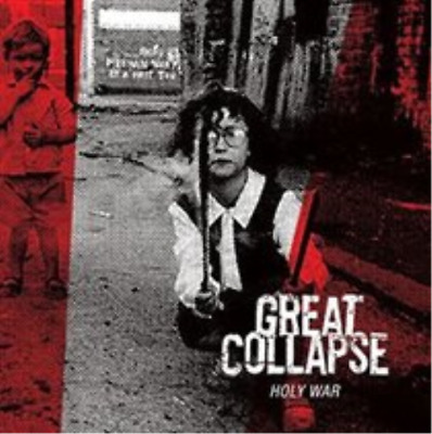 The Great Collapse-Holy War  CD NEU