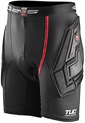 "EVS TUG 05 Impact Short Black 2XL (38-40"" Waist)"