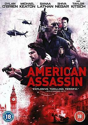 American Assassin [DVD] [2017] - DVD  7BVG The Cheap Fast Free Post